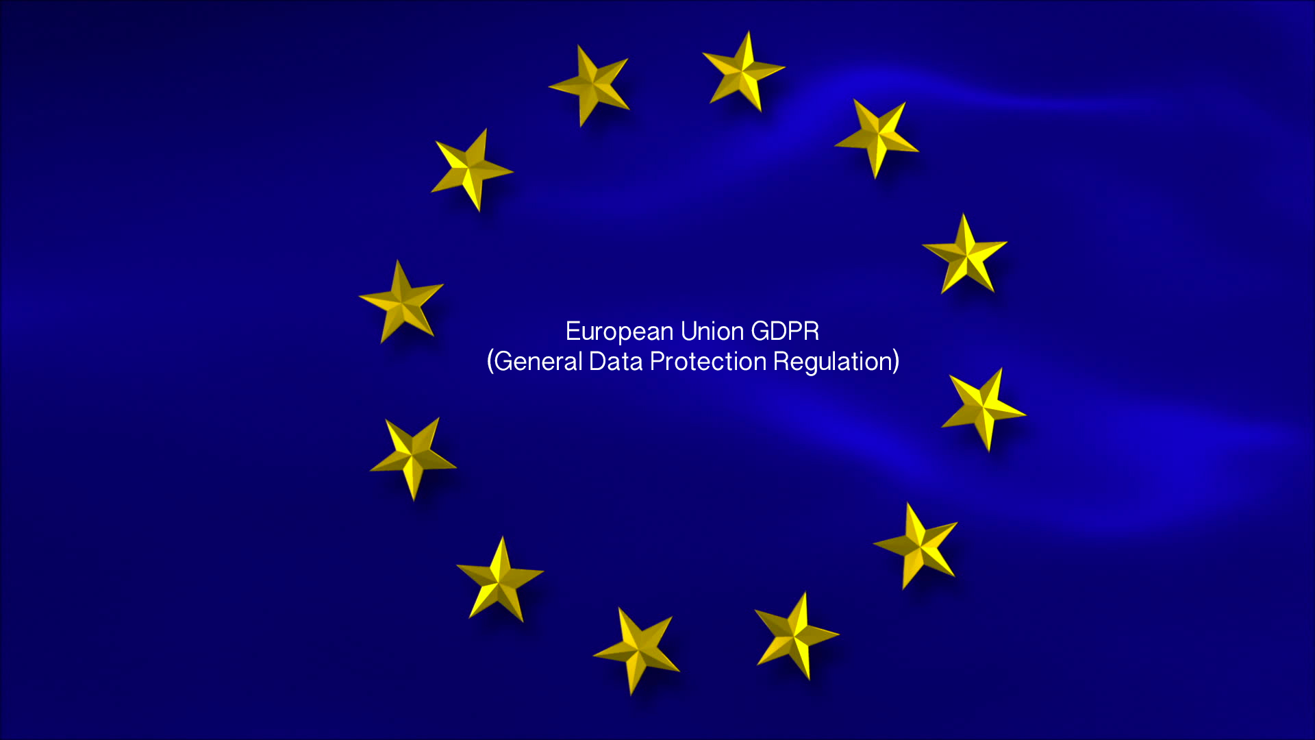 RainMachine complies with European Union GDPR (General Data Protection Regulation)